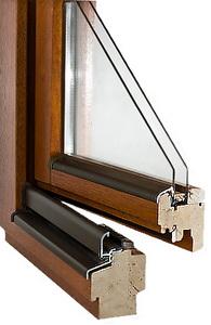 carpintería de madera, IV 68, ventanas y puertas de madera